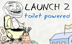 Trollface Launch 2